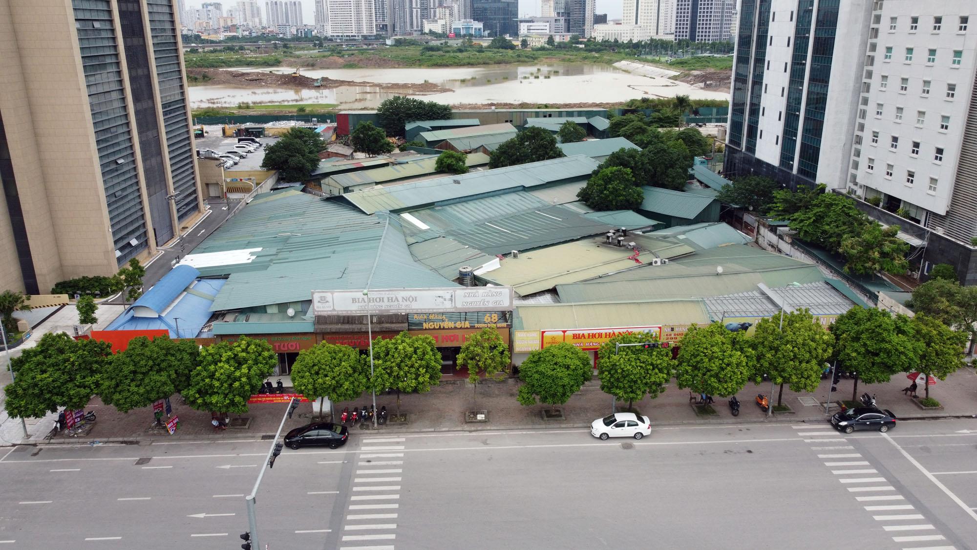 Những mảnh đất chưa sử dụng theo qui hoạch ở vùng qui hoạch đẹp Keangnam - Ảnh 14.