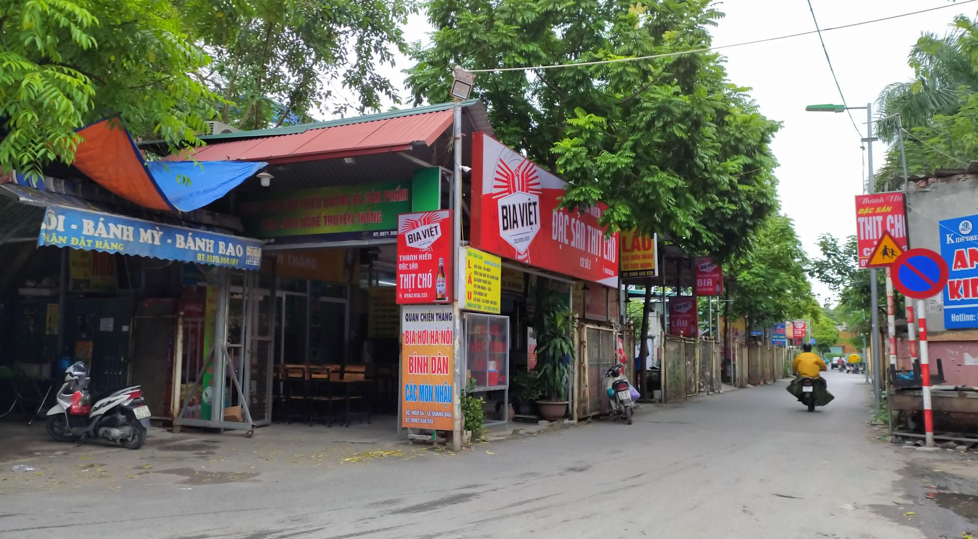Những mảnh đất chưa sử dụng theo qui hoạch ở vùng qui hoạch đẹp Keangnam - Ảnh 5.