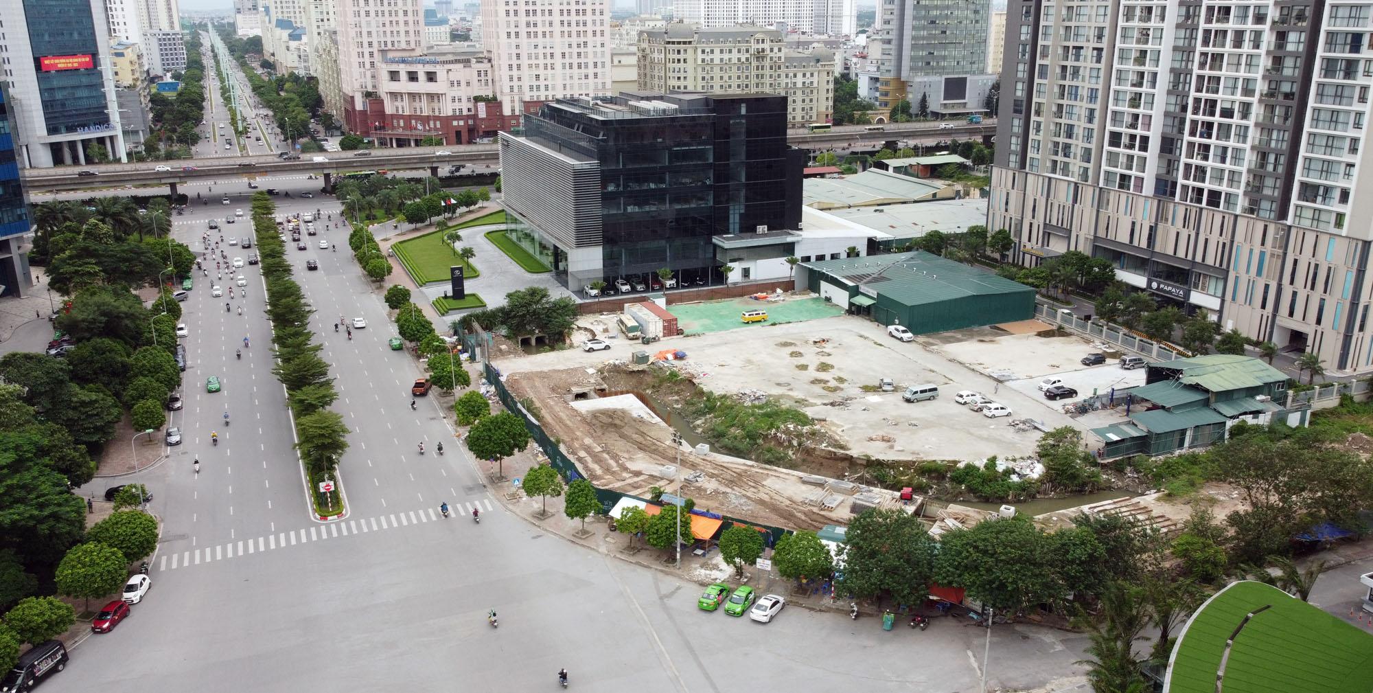 Những mảnh đất chưa sử dụng theo qui hoạch ở vùng qui hoạch đẹp Keangnam - Ảnh 6.