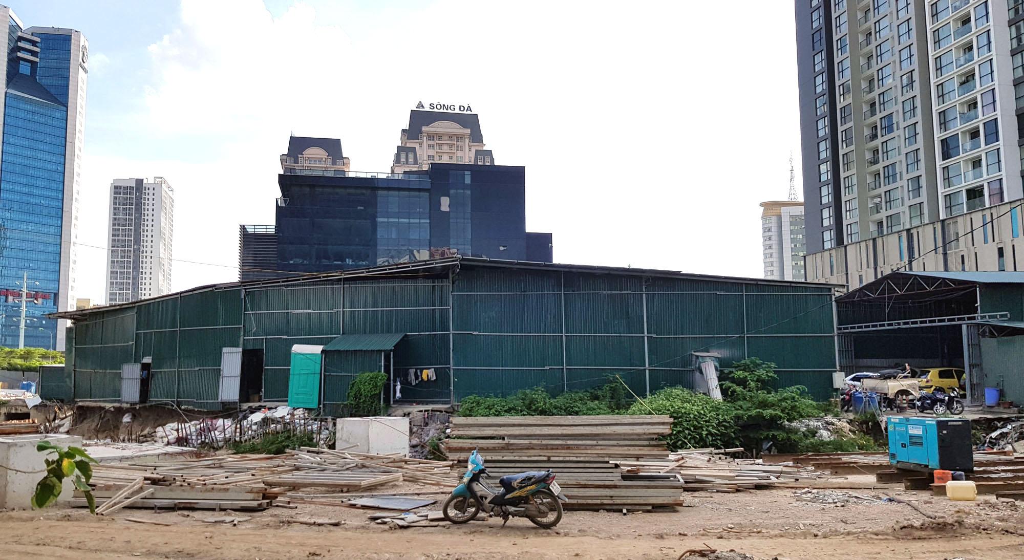 Những mảnh đất chưa sử dụng theo qui hoạch ở vùng qui hoạch đẹp Keangnam - Ảnh 8.