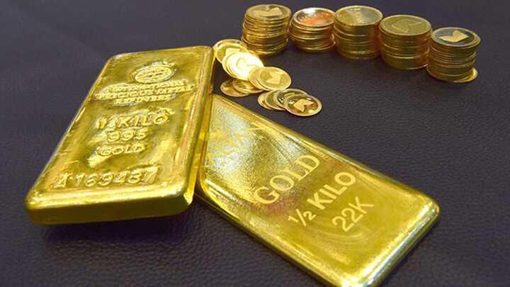Giá vàng hôm nay 21/10: Vàng SJC giao dịch quanh mức 56 triệu đồng/lượng - Ảnh 1.