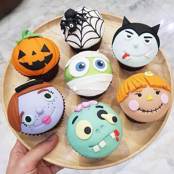 5 địa chỉ bán bánh Halloween được yêu thích tại Sài Gòn  - Ảnh 7.