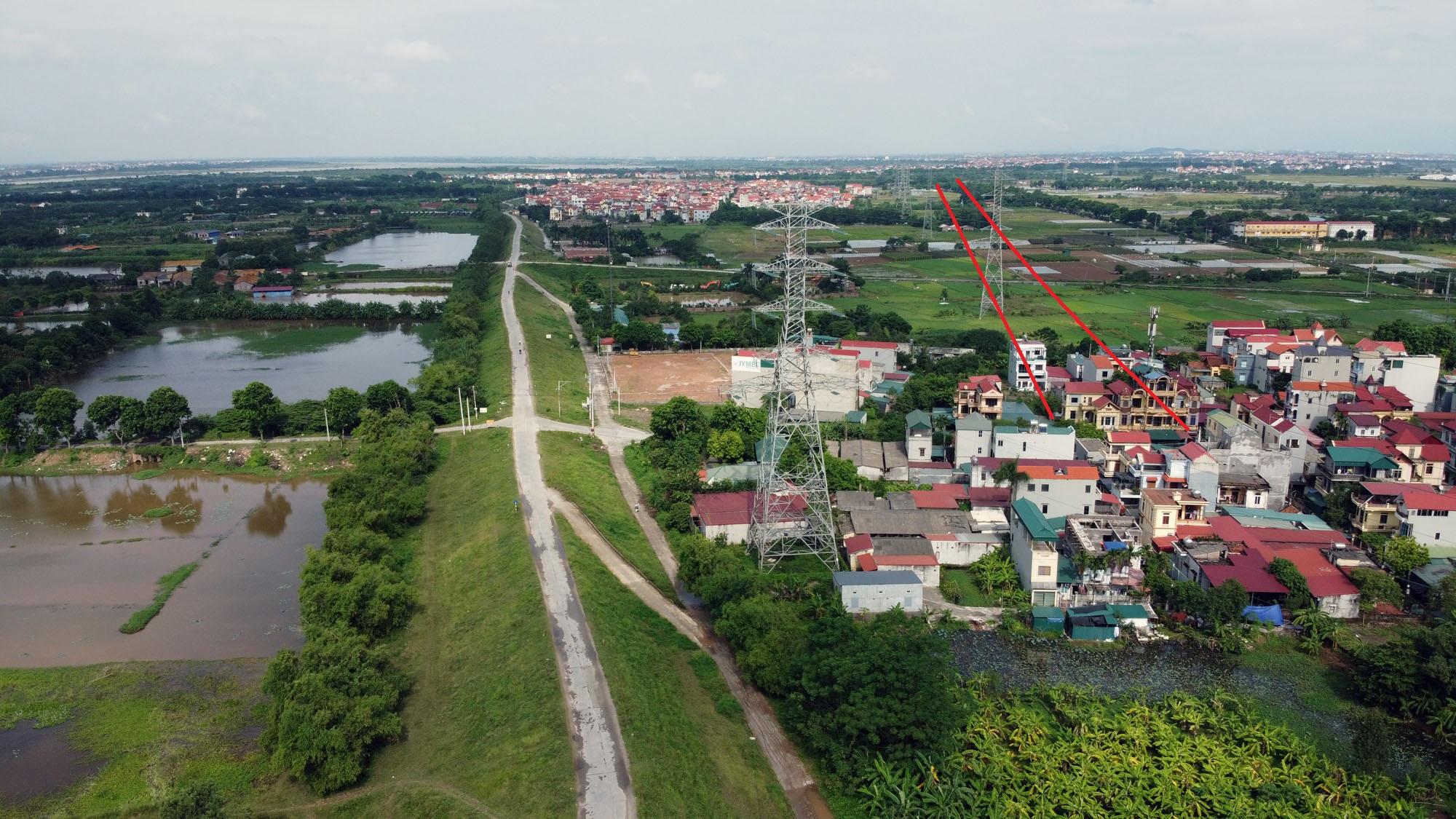Ba đường sẽ mở theo qui hoạch ở xã Đại Mạch, Đông Anh, Hà Nội - Ảnh 12.