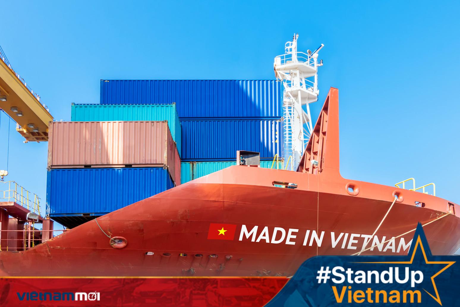 Việt Nam là nền kinh tế hiếm hoi có xuất khẩu tăng