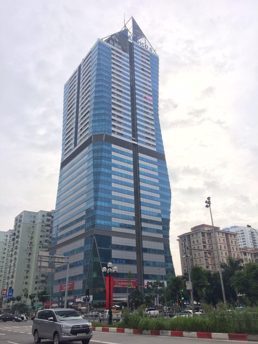 Dự án của Vinaconex và Handico 6 tại Hà Nội dính thanh kiểm tra về xây dựng, duyệt qui hoạch - Ảnh 2.