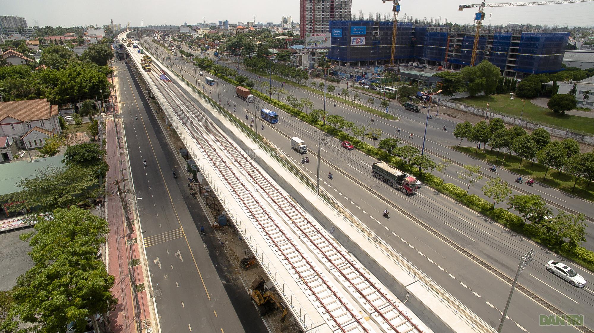 14 năm đưa tuyến Metro Bến Thành - Suối Tiên 'về đích' - Ảnh 2.