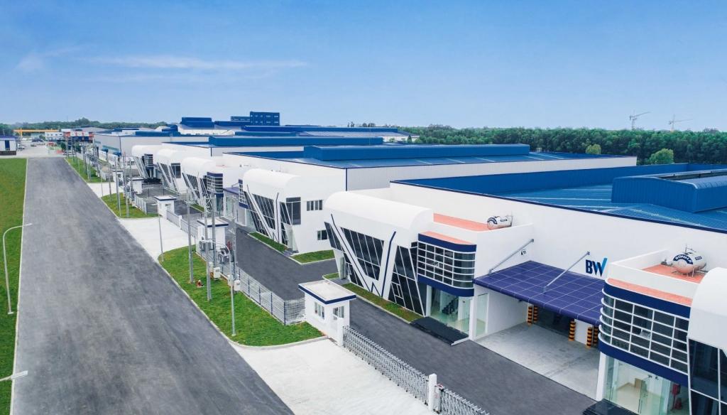 Tập đoàn khai thác kho vận lớn nhất châu Á thành lập liên doanh đầu tư bất động sản logistics tại Việt Nam - Ảnh 1.