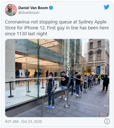 iPhone 12 và 12 Pro đã đến tay người dùng tại New Zealand và Australia - Ảnh 4.