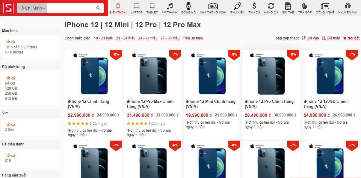 IPhone 12 xách tay tạo sức ép về giá tới các đại lí chính hãng - Ảnh 2.