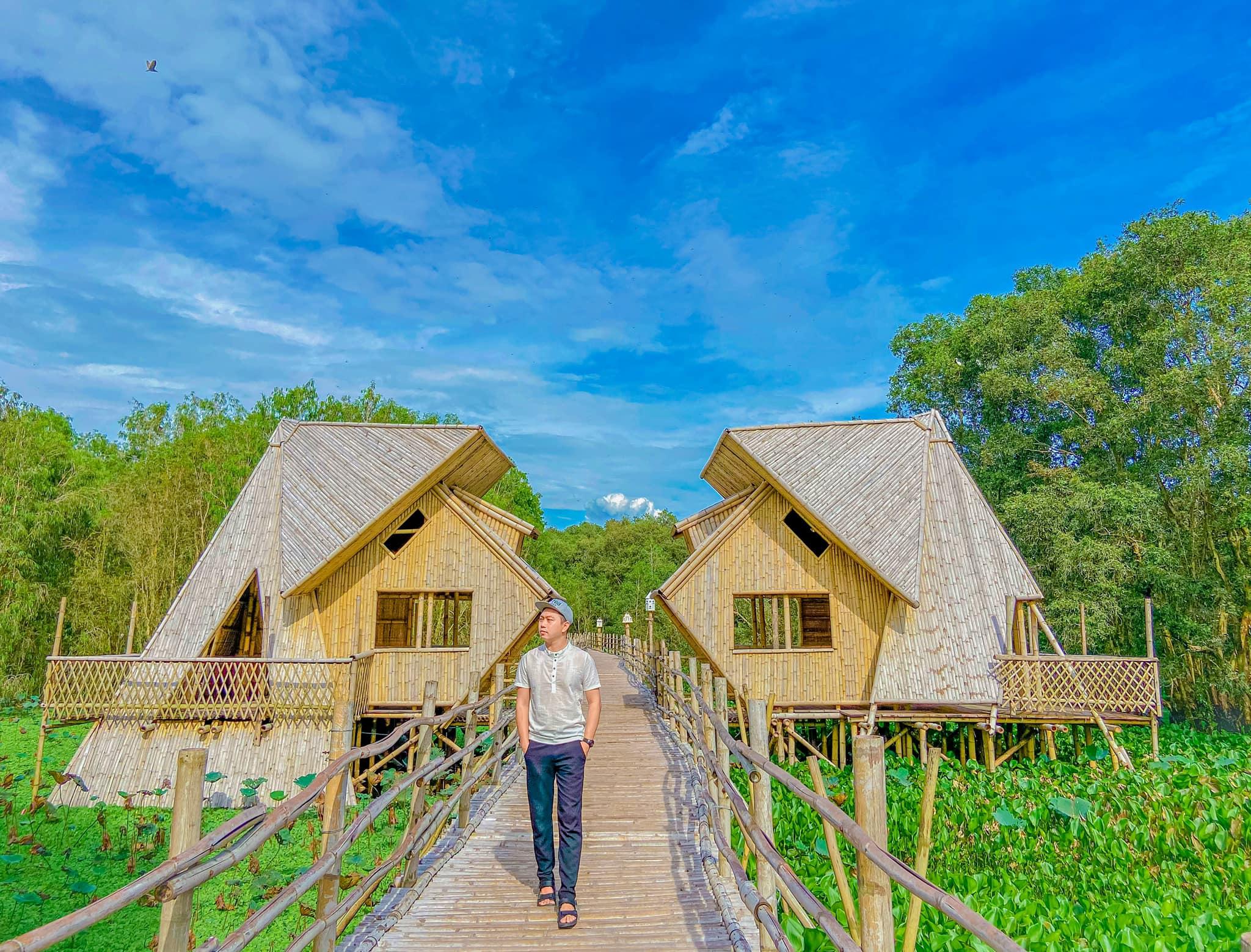 Hành trình khám phá những địa điểm đẹp nhất tại rừng tràm Trà Sư, An Giang  - Ảnh 6.