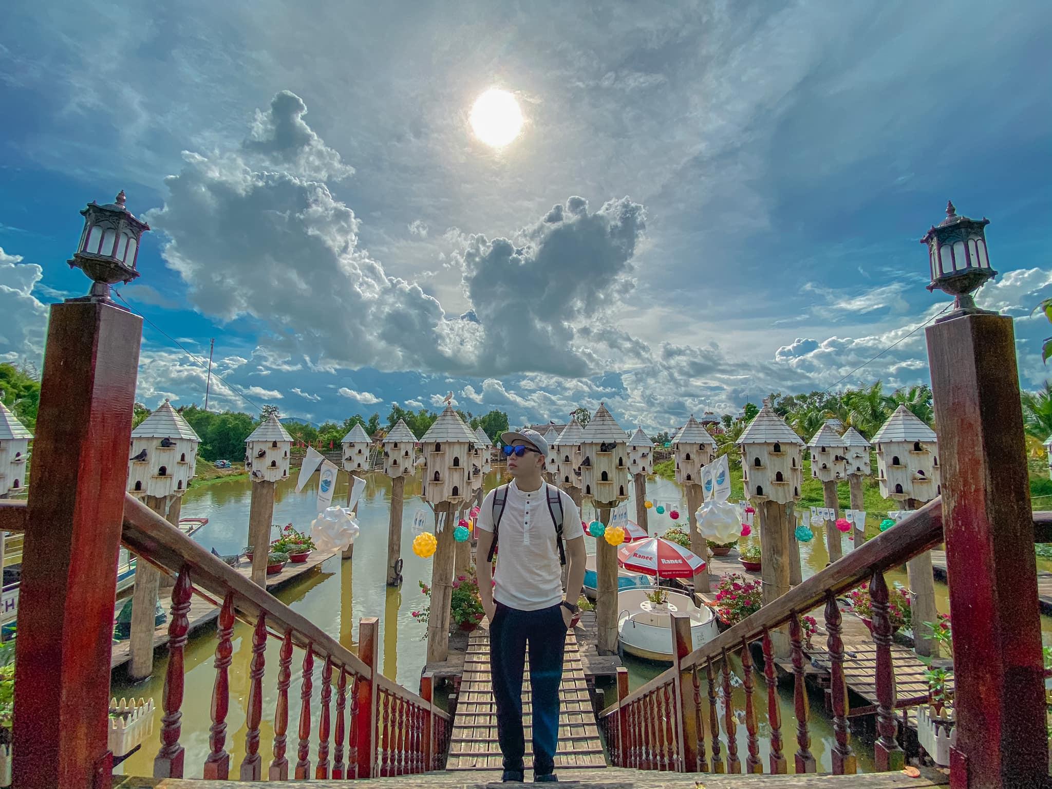 Hành trình khám phá những địa điểm đẹp nhất tại rừng tràm Trà Sư, An Giang  - Ảnh 3.