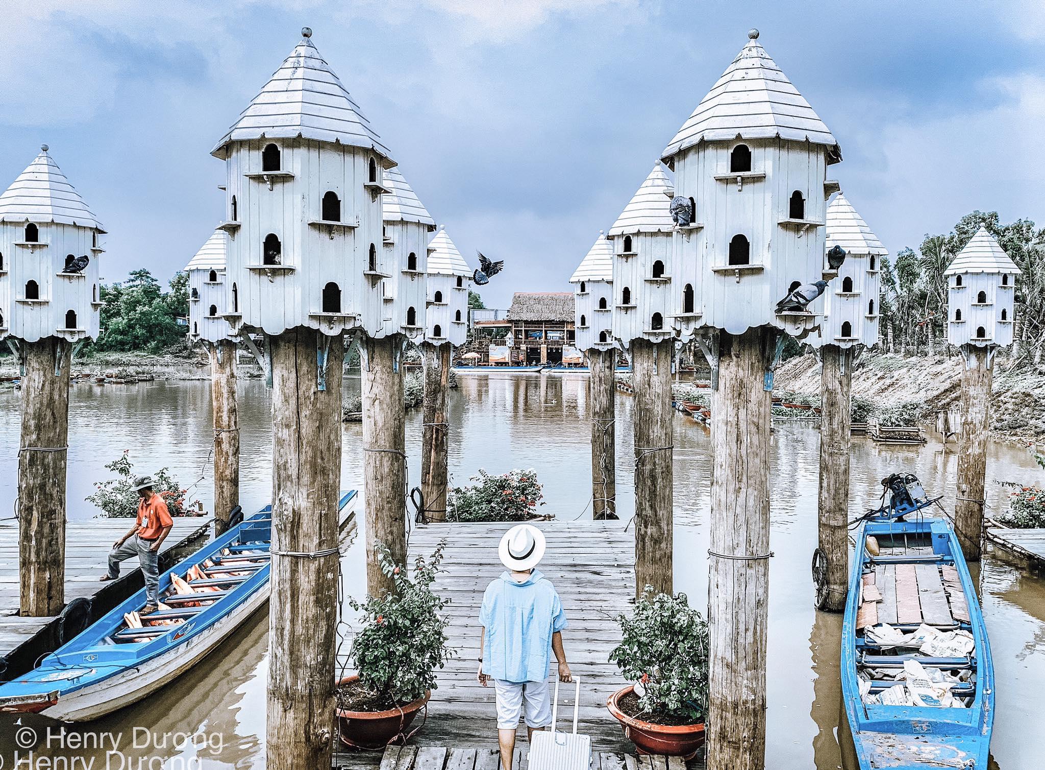 Hành trình khám phá những địa điểm đẹp nhất tại rừng tràm Trà Sư, An Giang  - Ảnh 5.