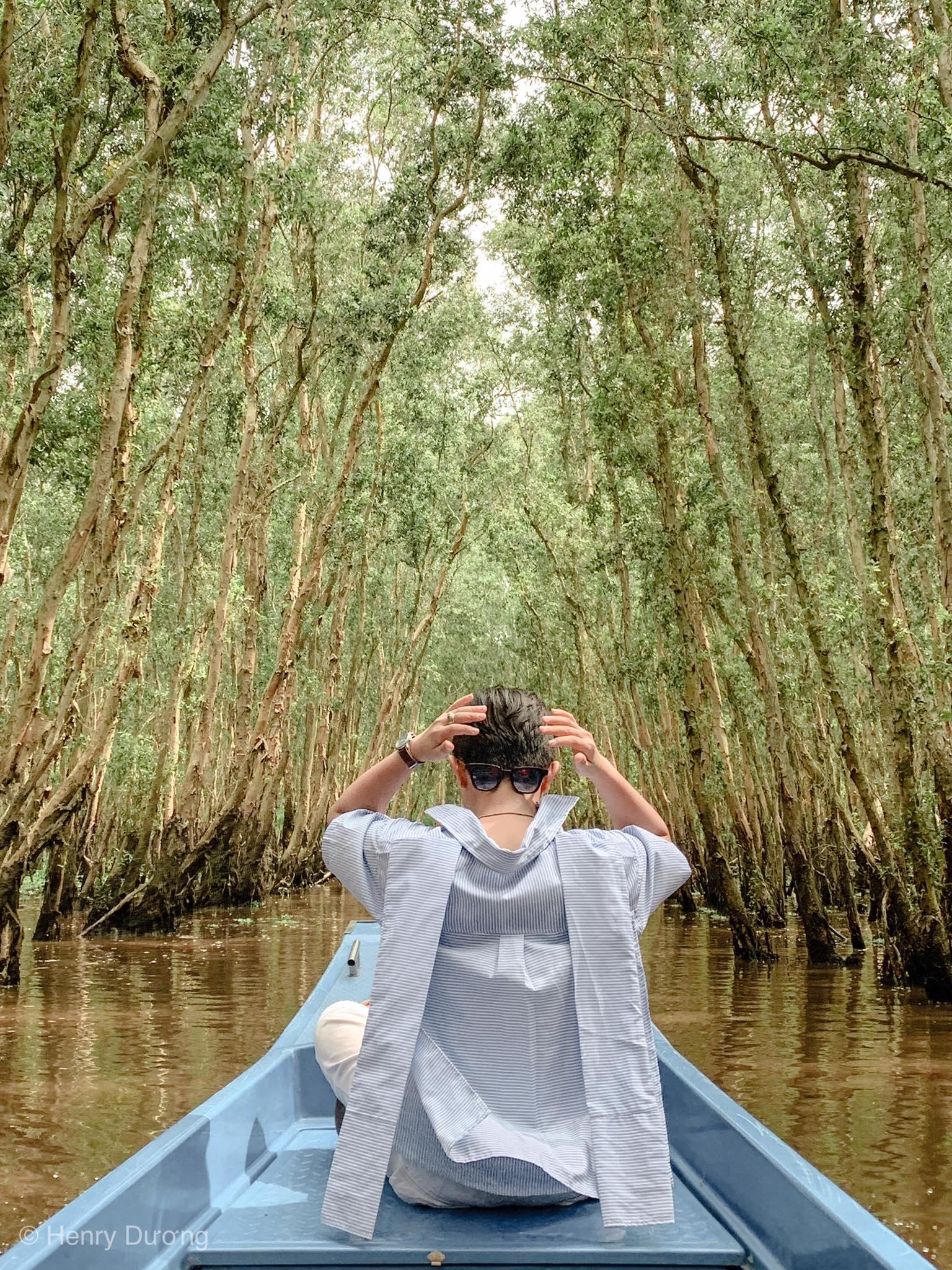 Hành trình khám phá những địa điểm đẹp nhất tại rừng tràm Trà Sư, An Giang  - Ảnh 11.