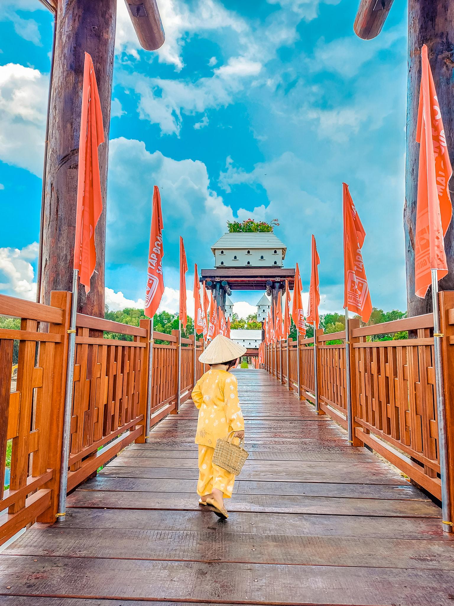 Hành trình khám phá những địa điểm đẹp nhất tại rừng tràm Trà Sư, An Giang  - Ảnh 2.