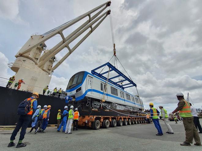 14 năm đưa tuyến Metro Bến Thành - Suối Tiên 'về đích' - Ảnh 1.