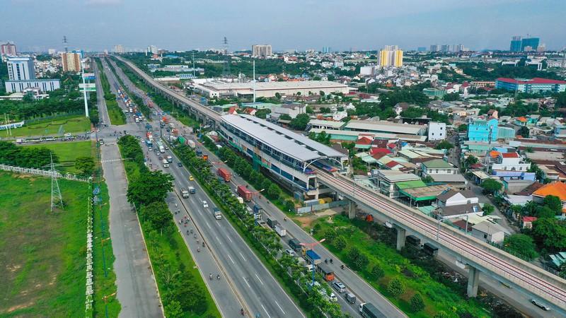14 năm đưa tuyến Metro Bến Thành - Suối Tiên 'về đích' - Ảnh 4.