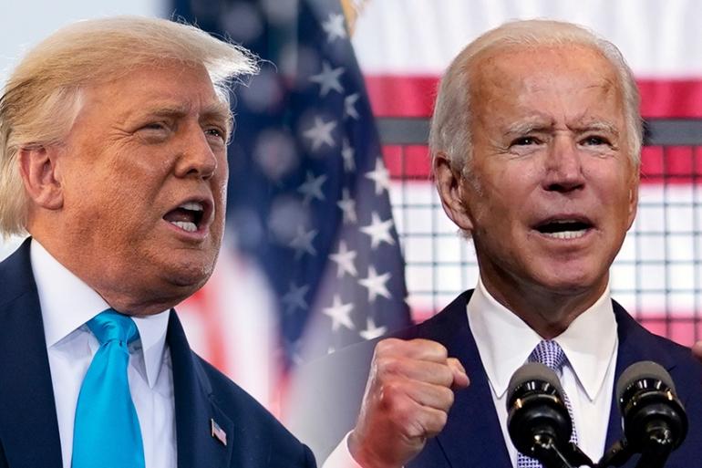 Ông Trump thắng cuộc tranh luận nhưng bại trong trận chiến với ông Biden - Ảnh 1.
