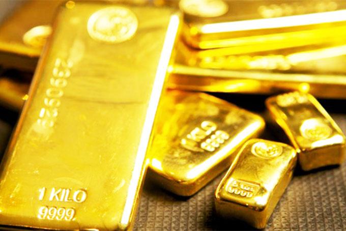 Giá vàng hôm nay 24/10: Vàng vẫn duy trì quanh mức 56 triệu đồng/lượng - Ảnh 1.