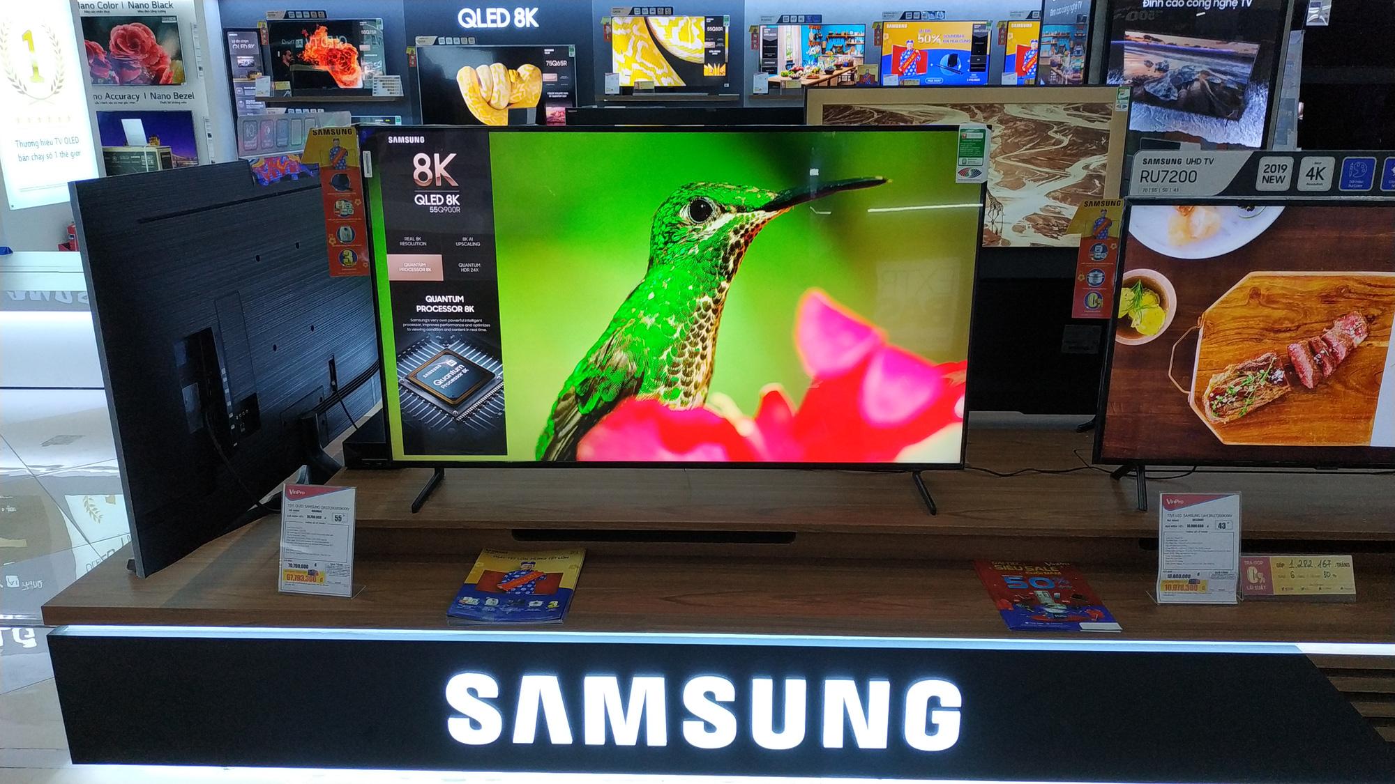 Samsung tại Việt Nam: Doanh thu mỗi năm 1,6 triệu tỉ đồng, bằng 26% GDP cả nước - Ảnh 1.