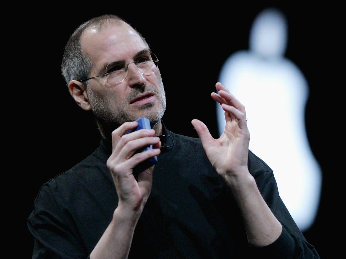 10 bài học lãnh đạo đắt giá từ cuộc đời Steve Jobs - Ảnh 1.
