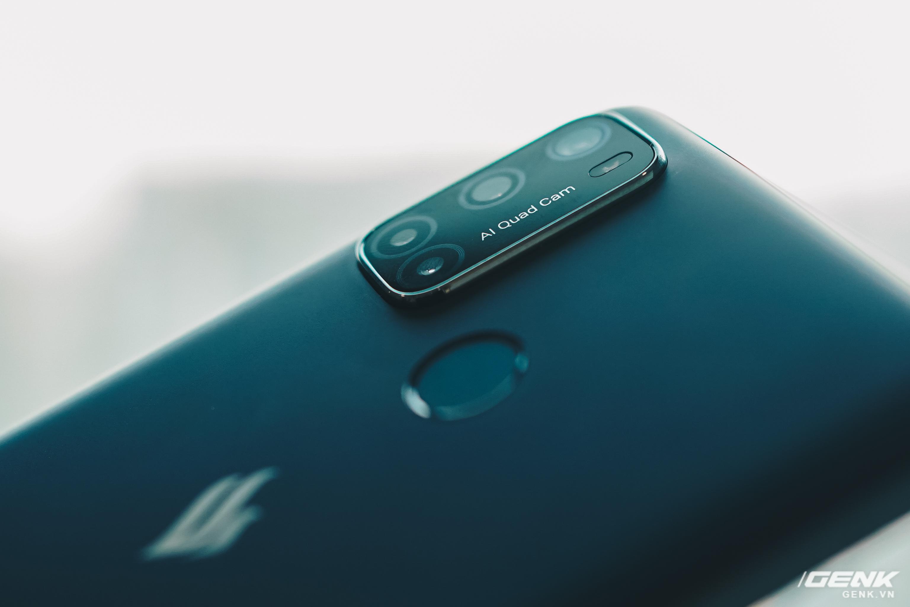 Vsmart Aris Pro: Smartphone Việt đầu tiên có camera ẩn dưới màn hình, bán với giá 10 triệu đồng - Ảnh 4.