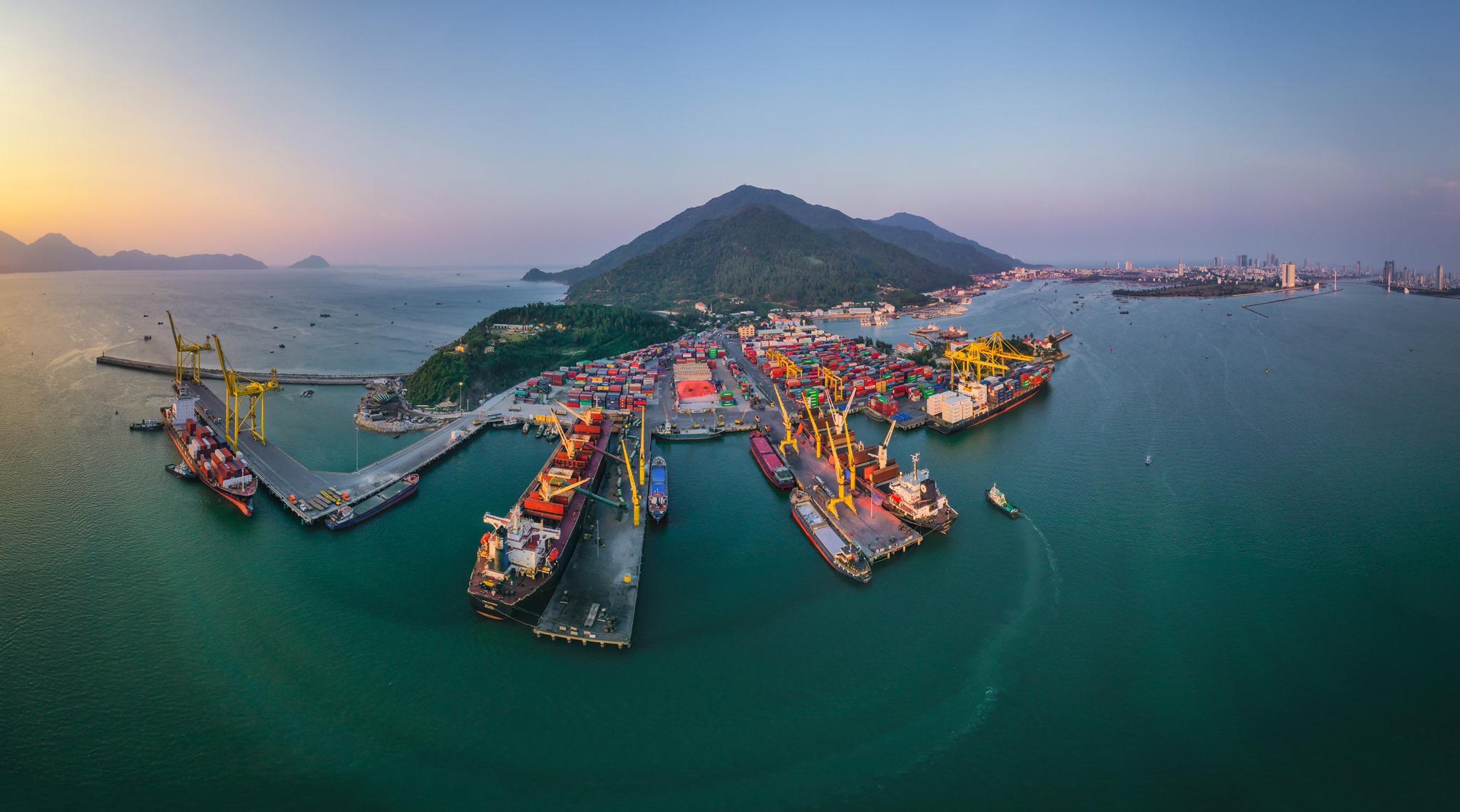 Đà Nẵng dự kiến được bố trí hơn 200 tỉ đồng xây dựng Bến cảng Liên Chiểu năm 2021 - Ảnh 1.