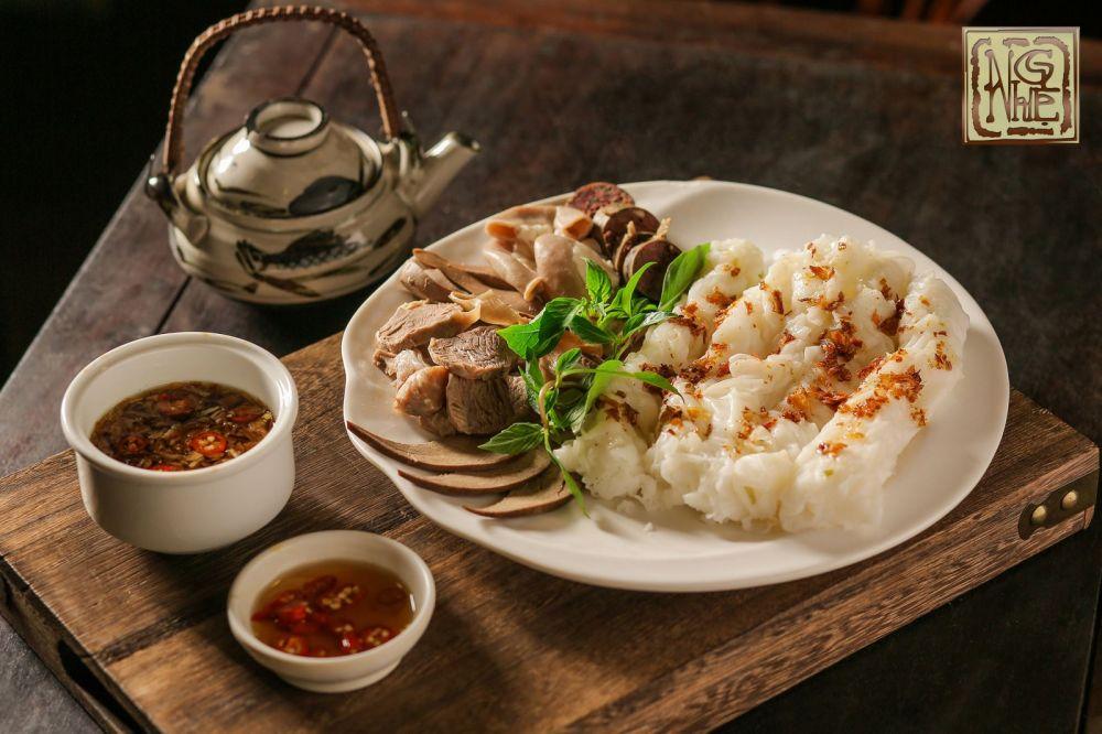 Bánh mướt Nghệ An, đặc sản khó quên của miền quê Trung Bộ  - Ảnh 1.