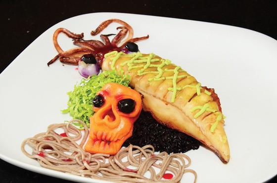 Bật mí 4 địa chỉ ăn uống quanh Sài Gòn cho đêm Halloween đầy ấn tượng - Ảnh 4.