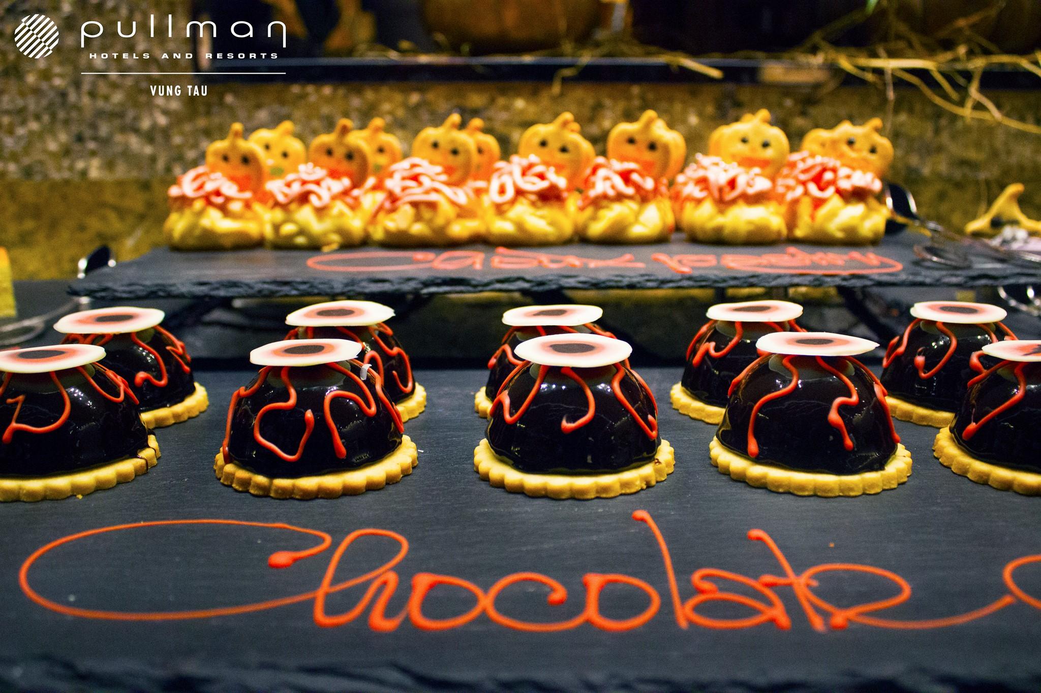 Bật mí 4 địa chỉ ăn uống quanh Sài Gòn cho đêm Halloween đầy ấn tượng - Ảnh 15.