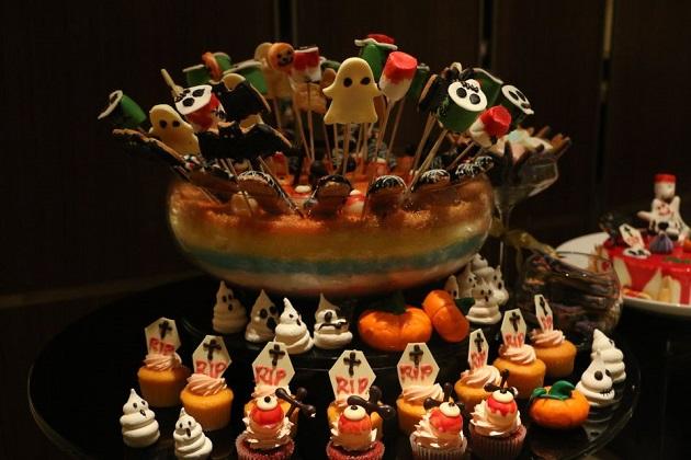 Bật mí 4 địa chỉ ăn uống quanh Sài Gòn cho đêm Halloween đầy ấn tượng - Ảnh 6.