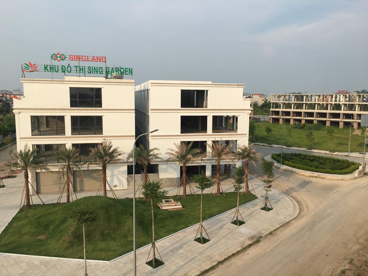 Bắc Ninh giao 3,3 ha đất của VSIP cho Singland xây khu đô thị - Ảnh 1.