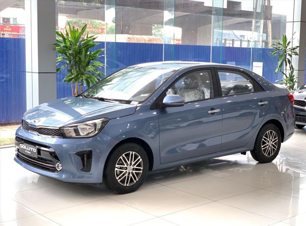 7 mẫu xe sedan hạng B giá lăn bánh 500-700 triệu đồng đáng xuống tiền - Ảnh 4.