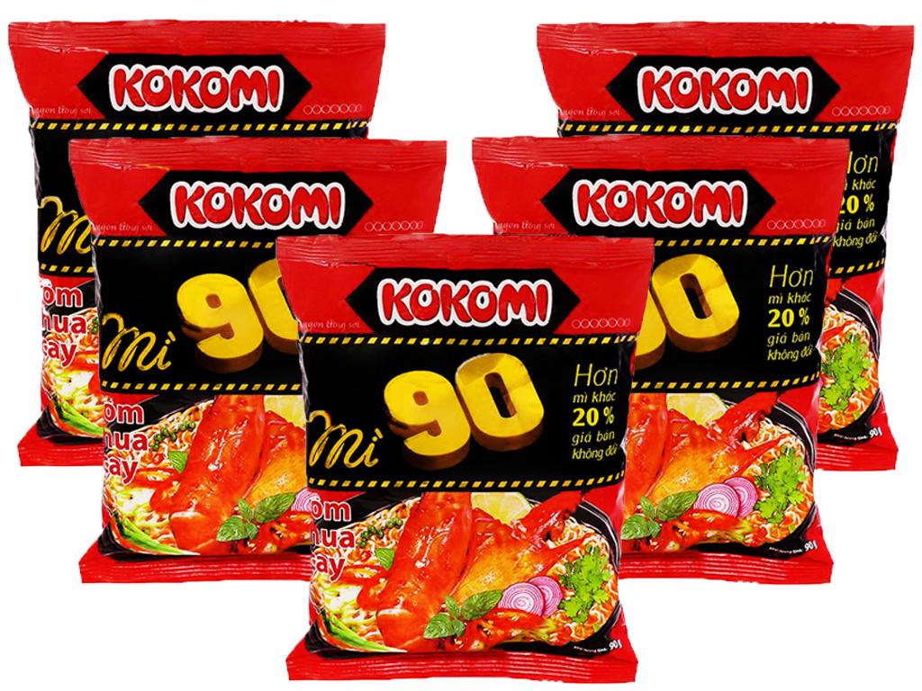 5 thương hiệu mì tôm được tiêu thụ nhiều tại Việt Nam - Ảnh 5.