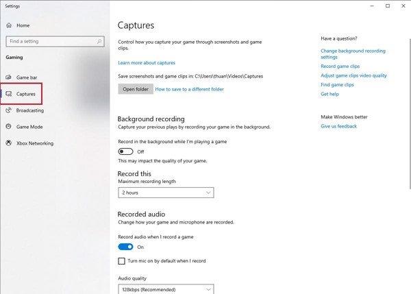 Hướng dẫn chi tiết cách quay màn máy tính có App và không có App - Ảnh 3.