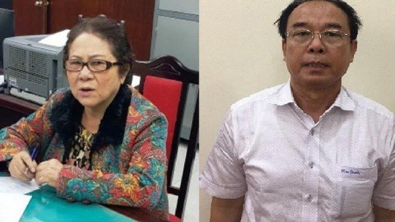 Cựu Phó Chủ tịch UBND TP HCM Nguyễn Thành Tài tiếp tục bị truy tố - Ảnh 1.