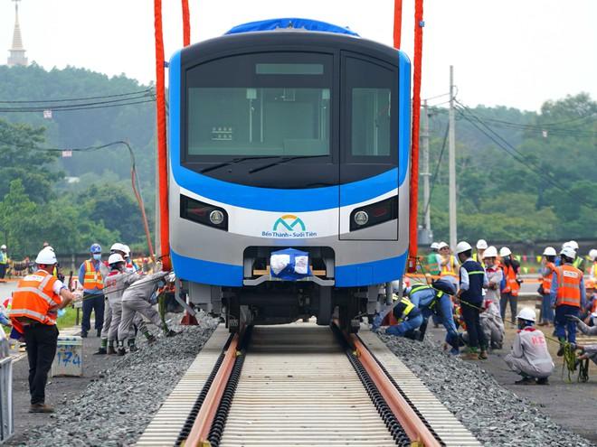 Lí do chưa giải ngân được 2.500 tỉ đồng cho dự án tuyến metro số 1 và số 2 TP HCM - Ảnh 1.