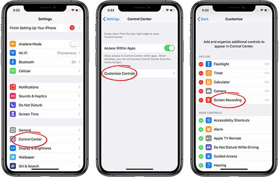 Hướng dẫn quay màn hình điện thoại Android và Iphone đơn giản nhất  - Ảnh 1.