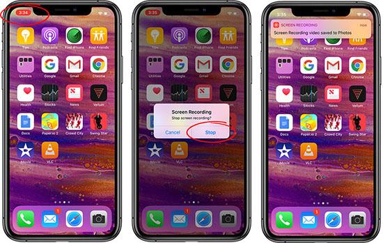 Hướng dẫn quay màn hình điện thoại Android và Iphone đơn giản nhất  - Ảnh 3.