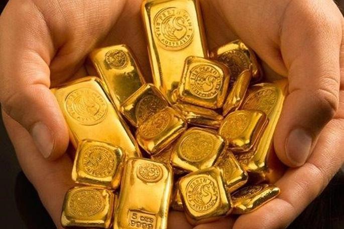 Giá vàng hôm nay 29/10: Vàng miếng SJC giảm không vượt quá 300.000 đồng/lượng - Ảnh 1.