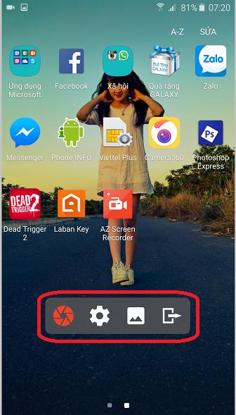 Hướng dẫn quay màn hình điện thoại Android và Iphone đơn giản nhất  - Ảnh 5.