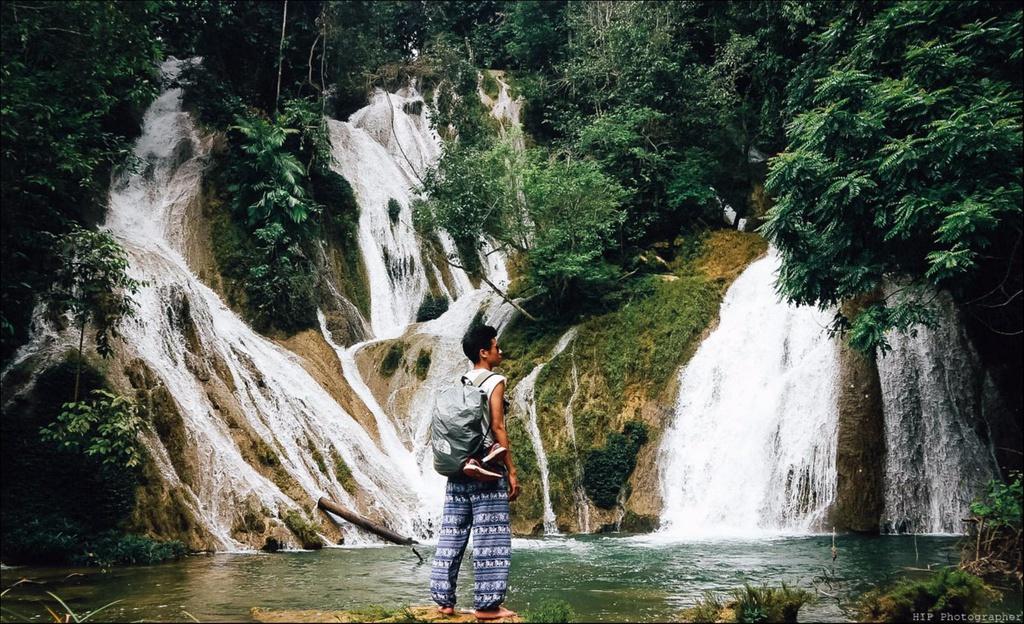 Kinh nghiệm du lịch thác Bản Ba, điểm đến ấn tượng của mảnh đất Tuyên Quang - Ảnh 1.