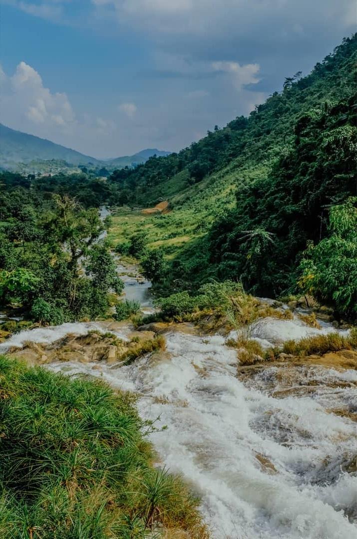 Kinh nghiệm du lịch thác Bản Ba, điểm đến ấn tượng của mảnh đất Tuyên Quang - Ảnh 2.