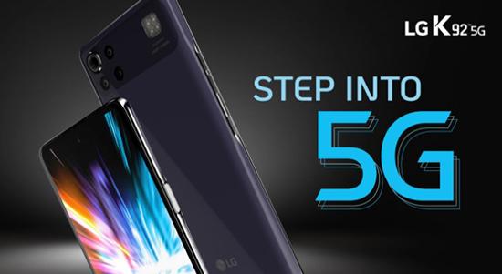 LG ra mắt điện thoại thông minh hỗ trợ 5G giá rẻ tại Mỹ - Ảnh 2.