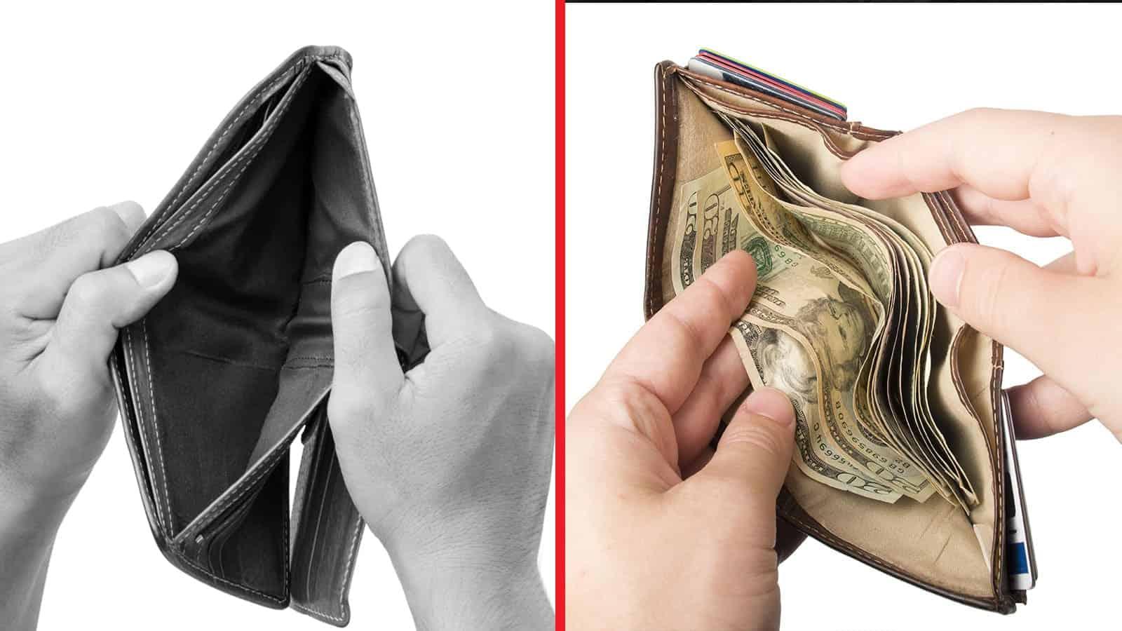 Mẹo tiết kiệm khi tài chính eo hẹp - Ảnh 1.