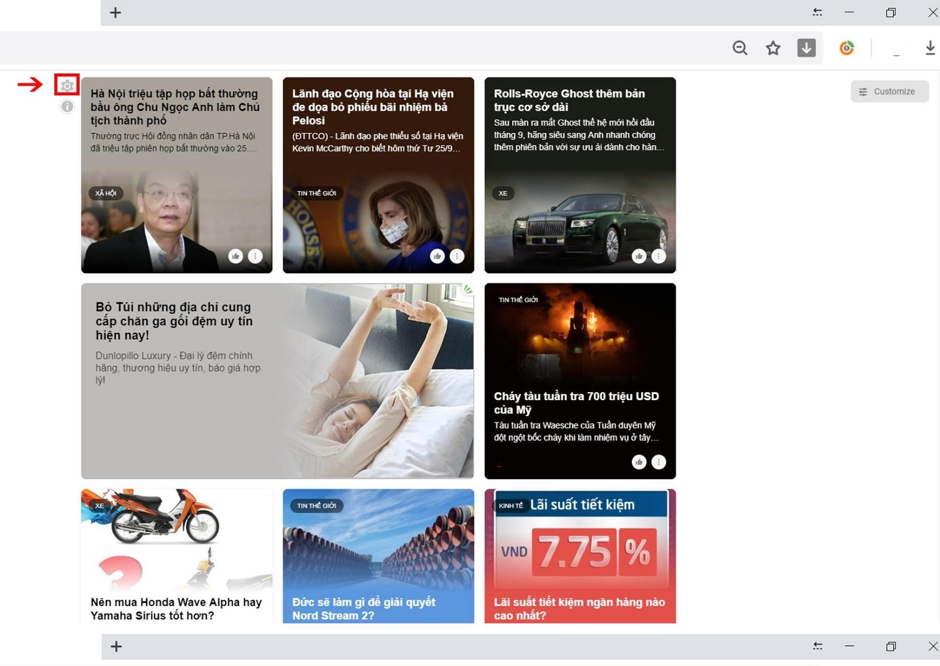 Cốc Cốc tung tính năng đọc tin mới, phục vụ từng sở thích người dùng - Ảnh 2.