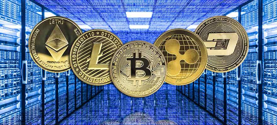 Tiền điện tử có phải là một loại tài sản an toàn? - Ảnh 1.