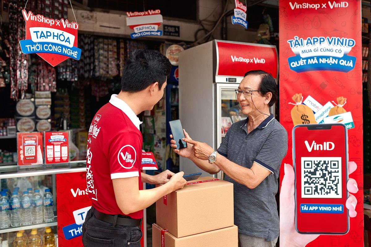 Vingroup ra mắt ứng dụng VinShop - mô hình bán lẻ B2B2C lần đầu tiên tại Việt Nam - Ảnh 1.