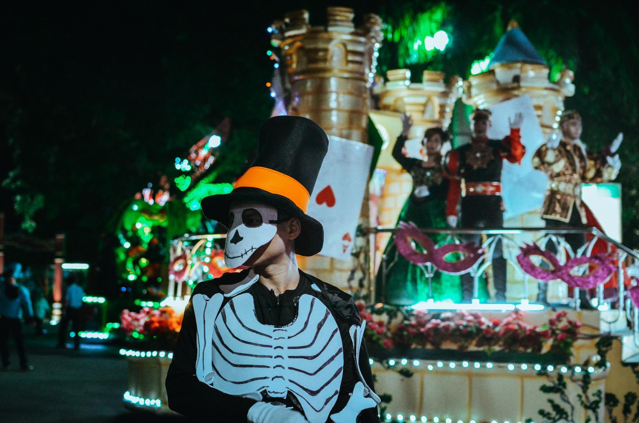 Khám phá loạt địa điểm vui chơi Halloween được check-in nhiều nhất tại Sài Gòn  - Ảnh 8.