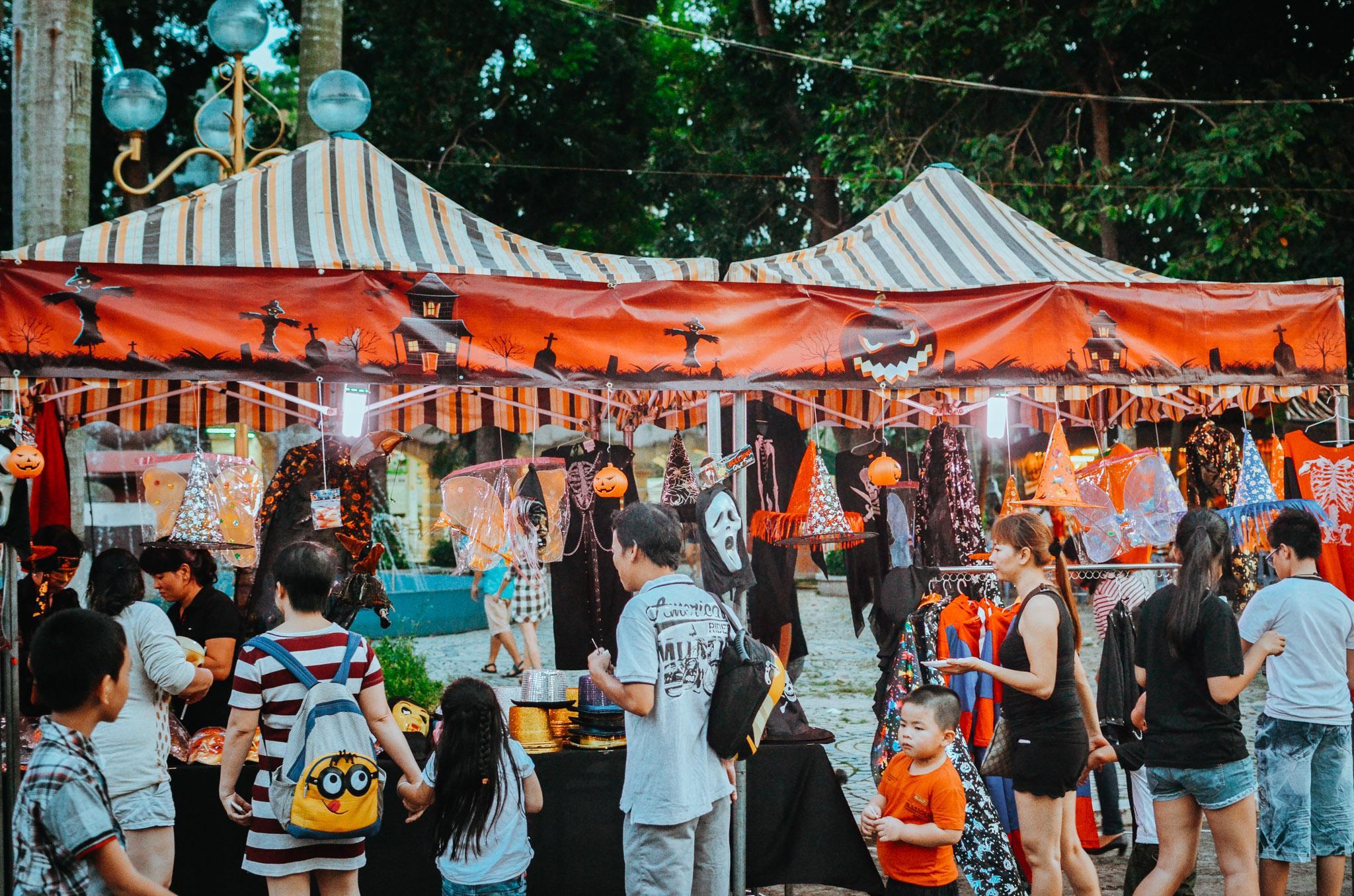 Khám phá loạt địa điểm vui chơi Halloween được check-in nhiều nhất tại Sài Gòn  - Ảnh 9.