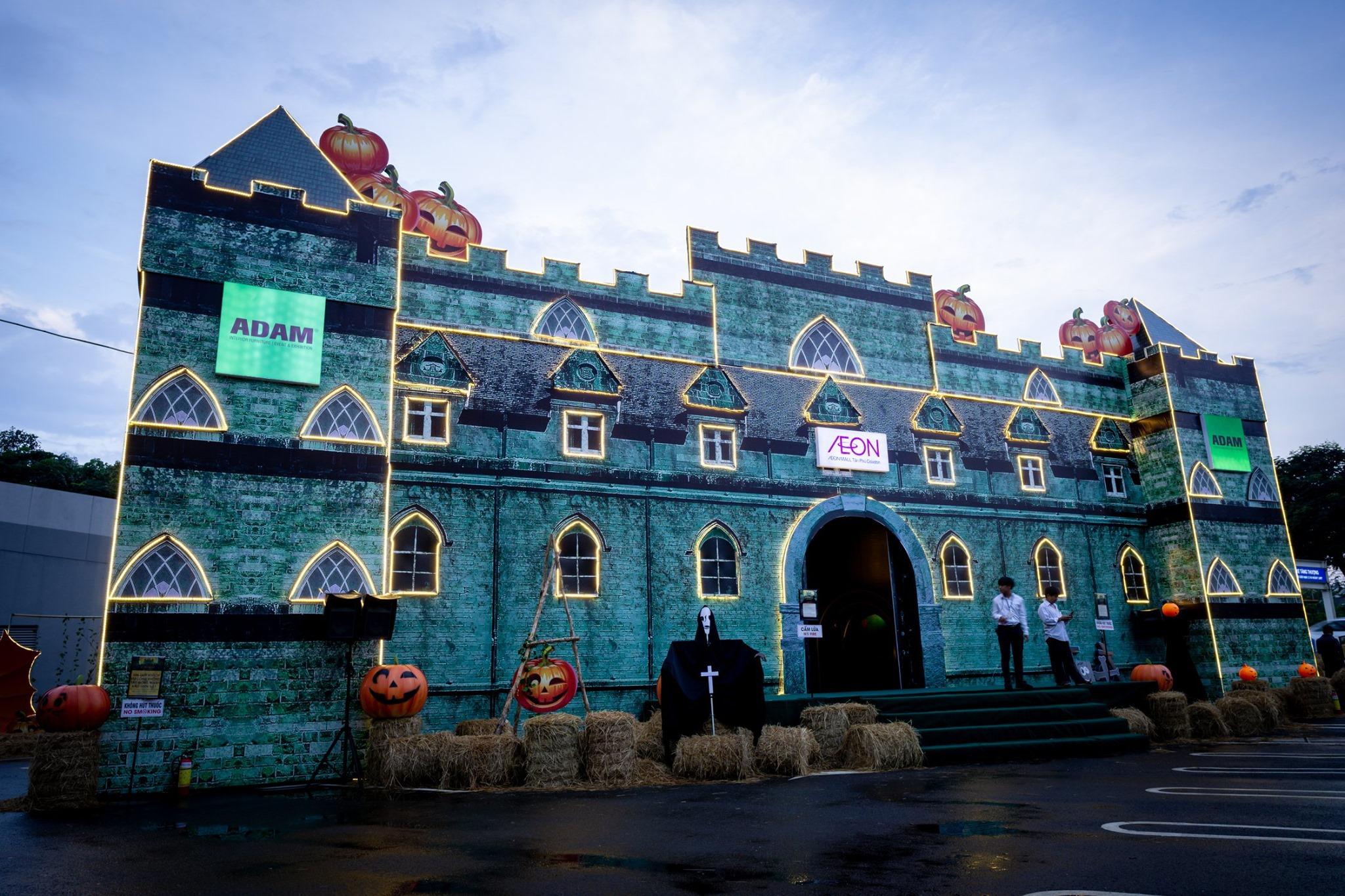 Khám phá loạt địa điểm vui chơi Halloween được check-in nhiều nhất tại Sài Gòn  - Ảnh 13.